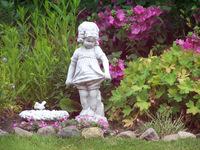 Sad little statue