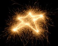 Sparkler Star