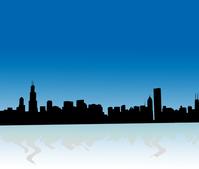 American City skyline 2