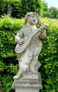 stone musicians
