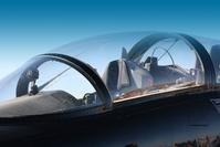 Fighter Jet Cockpit