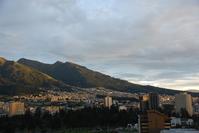 Quito waking up