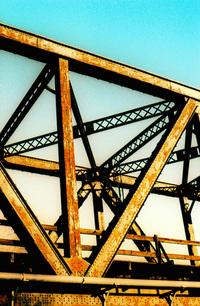 railroad bridge, sacramentoca