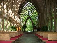Chapel of the Ozarks inside