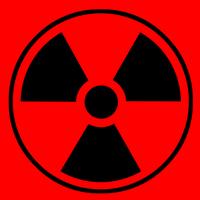 Danger radioactive 3