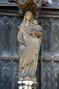 Newly born jesus