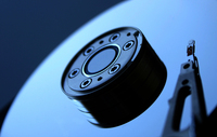 Open Hard Disk Drive