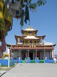 Buddhistic Temple 1