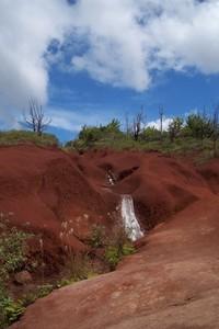 Red Dirt Waterfall 2