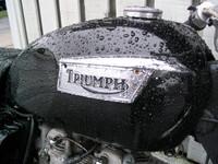 Triumph Motorcycle 3