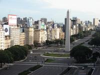 Obelisk in Buenos Aires 1
