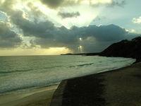 sunrise in Jamaica 1