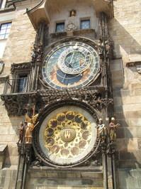 Prague Astronomical Clock 1