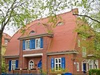rural brick house