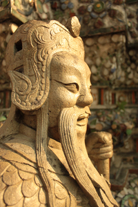 Bangkok Statue 4