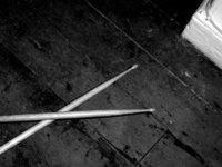 Grunge Drumsticks