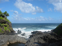 Maui Hawaii end of 7 pools