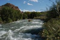 Rafting in Mendoza Argentina 2