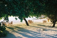 Lunch at tropical beach 3
