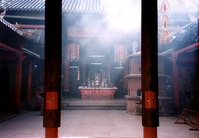 Smoky Temple