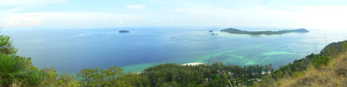 Lipe Island Panorama
