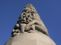 Vigeland Sculpture Park 1