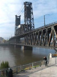Steel Bridge - Portland 3
