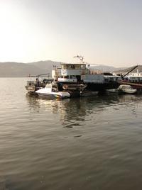 Danube river 1