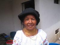 Native Lady