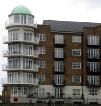 round balconys