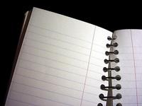 Caderno de Notas 1
