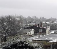snowed town