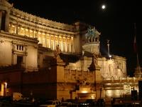 Vittoriano by night