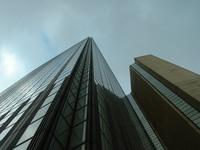 Skyscrapers in Brussels