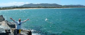 Coffs Harbour Beach 1
