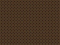 yellow burning pattern