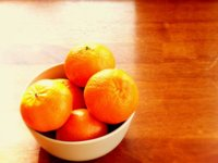 Bowl of Oranges 1