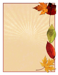 ... Fall Flyer 2 ...