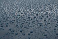 Rain on panel
