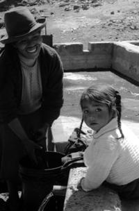 Portrait people in Cusco 2