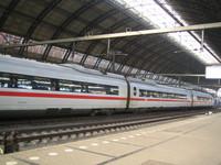 trainstation Amsterdam 3