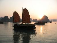 Halong Bay Vietnam 1
