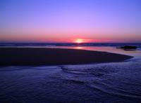 Sunset Praia de Tonel