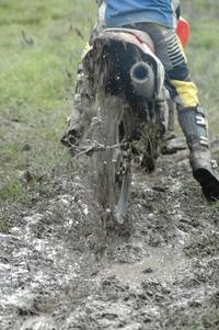 Motorbike Mud Spray 1