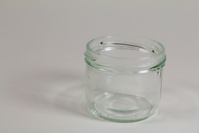A glass jar 3