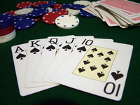 Poker hand