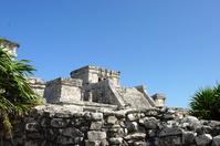 Tulum Pyramid