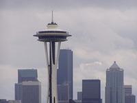 Overcast Seattle