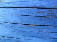 Texture - Blue Bench 2