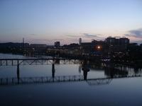 UT River Sunset